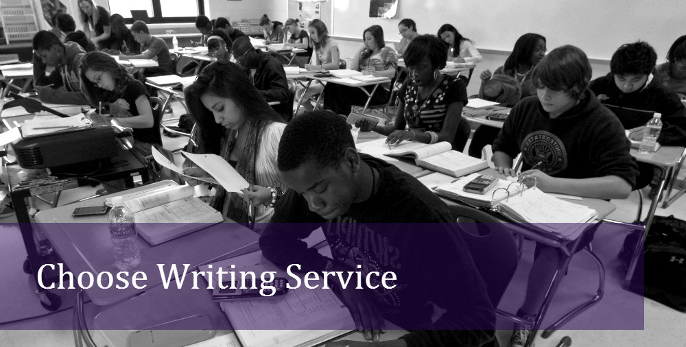 Why choose writing service for an essay?